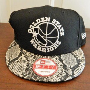 NEW GOLDEN STATE WARRIORS OLD LOGO HAT 9FIFTY ADJ